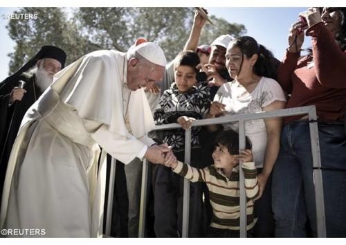 Vatican at UN: Don't let fear prevail in tackling migrant crisis