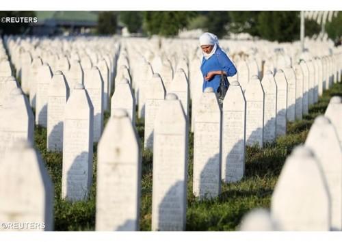 Thousands remember 22nd anniversary of Srebrenica massacre