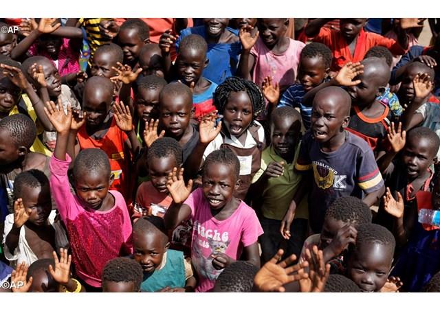 Ugandan Radio Pacis providing hope to South Sudan's refugees