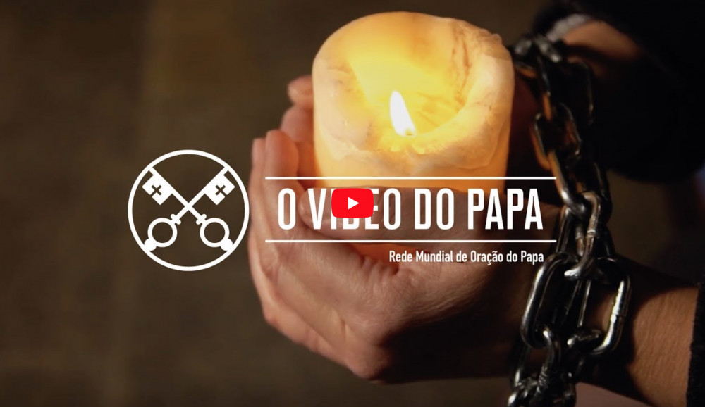 O Vídeo do Papa 01-2018 - Pelas minorias religiosas na Ásia - Janeiro de 2018