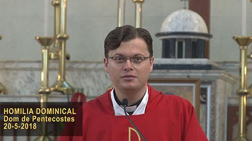Dom de Pentecostes (20-5-2018)