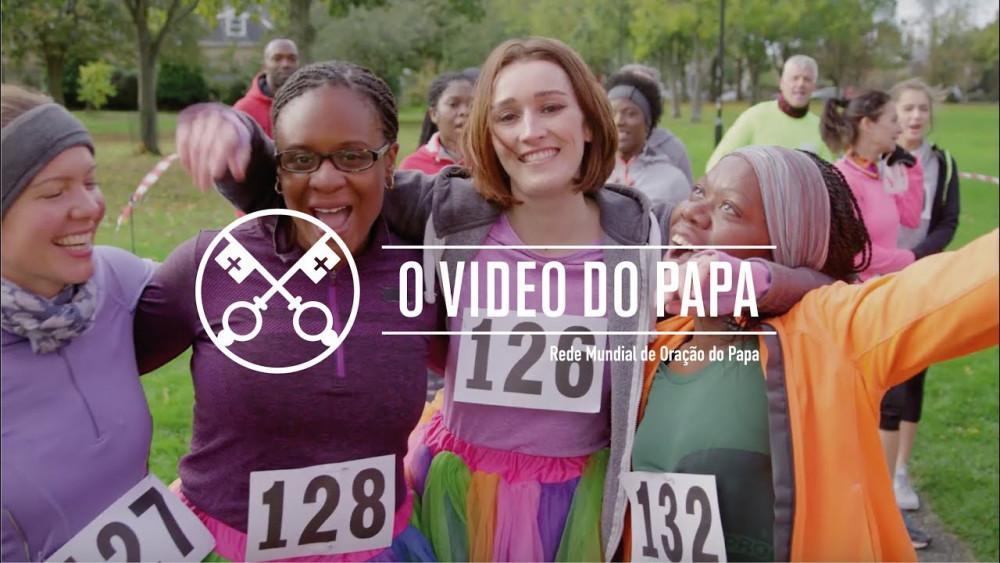 O Vídeo do Papa 05-2018 - A Missão dos Leigos - Maio de 2018