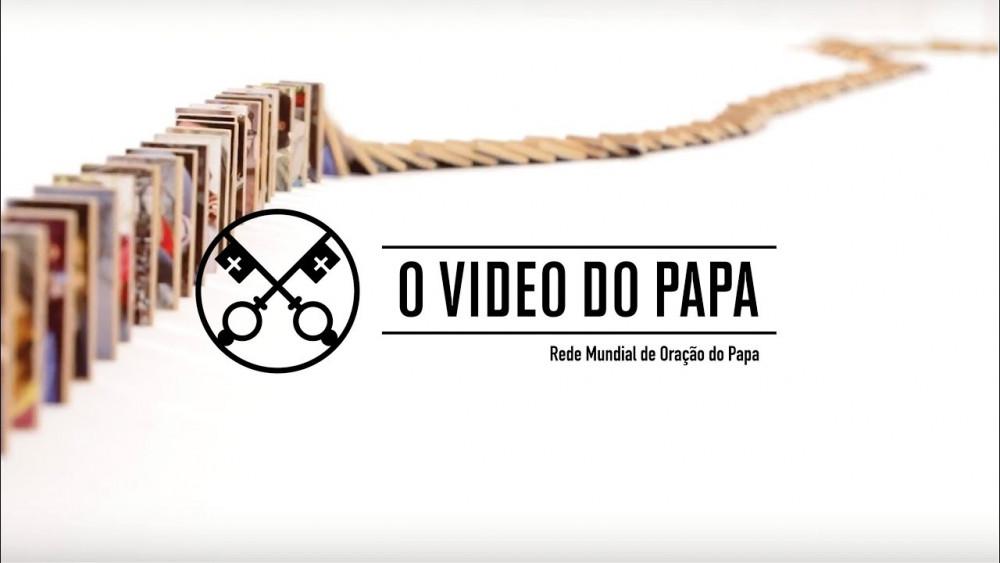 O Vídeo do Papa 04-2018 - Por aqueles que têm responsabilidade em gestão econômica - Abril de 2018