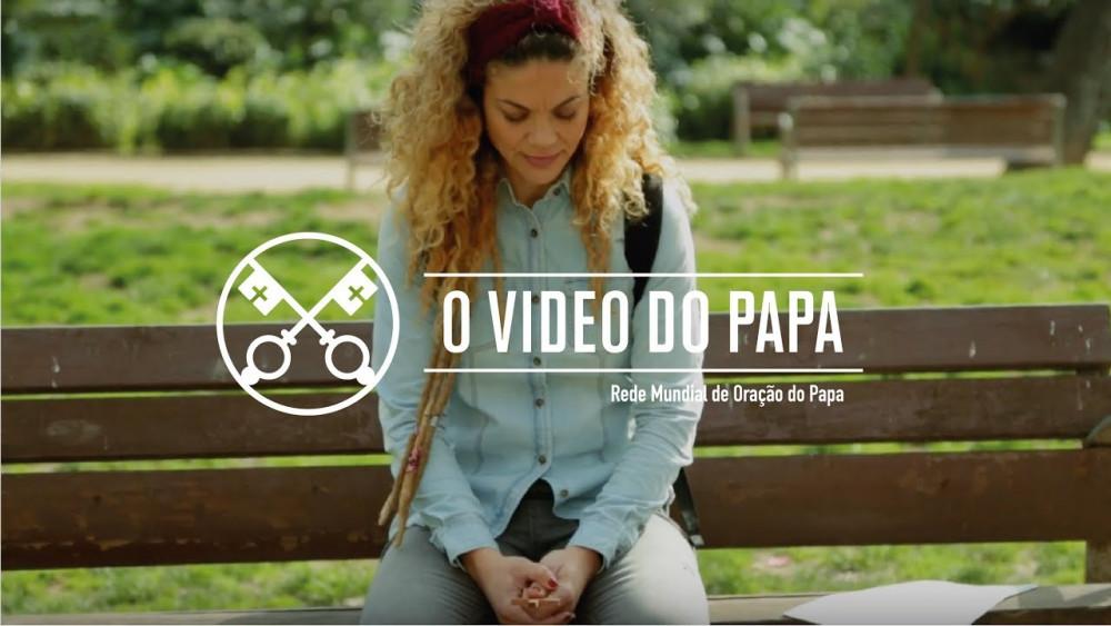 O Vídeo do Papa 03-2018 – Pela formação para o discernimento espiritual – Março de 2018