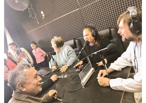 "Papa - mensagem a ""Rádio Cristo de los Villeros"" em Buenos Aires"