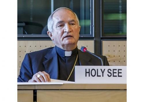 《禁止核武器條約》誕生,聖座代表稱之為邁向和平的重要一步