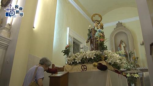 聖安多尼堂主保瞻禮及聖像出遊
