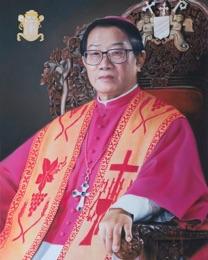 林家駿主教 D. Domingos Lam (1988-2003)