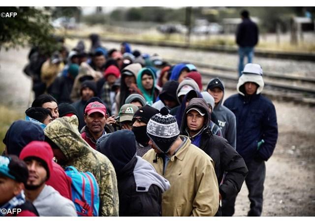 教宗致函拉美議會:我們應當接觸有血有肉的移民,切莫對他們的哀號充耳不聞