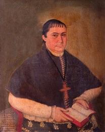 賈定諾主教 D. Manuel de São Galdino, O.F.M.(1802-1804)