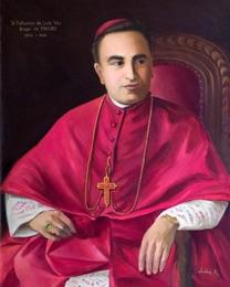 高德華主教 D. Policarpo da Costa Vaz(1954-1960)