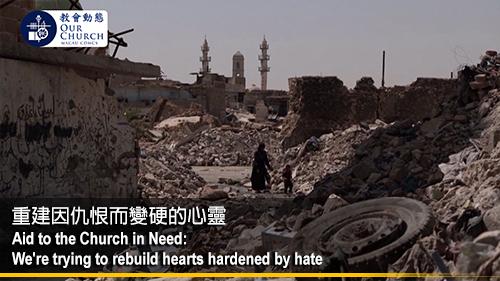 重建因仇恨而變硬的心靈