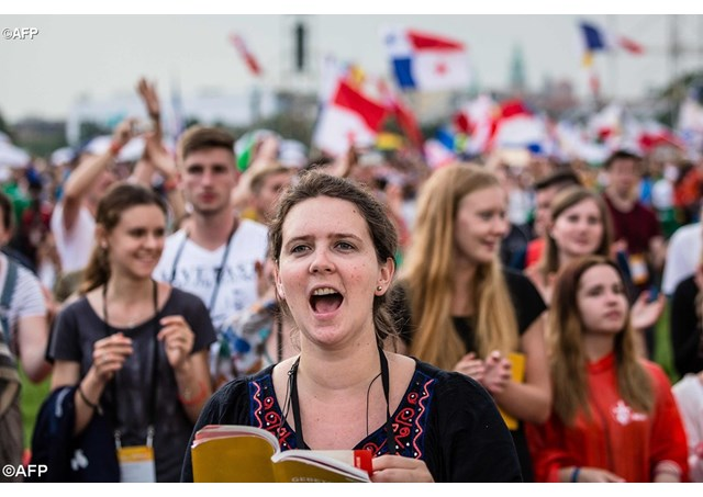 瑞典、丹麥和挪威公教青年聚會