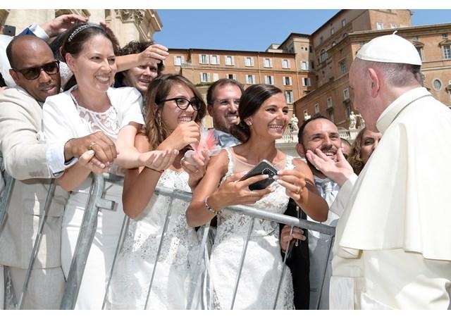 教宗公開接見:牢記與耶穌的相遇能重新燃起希望