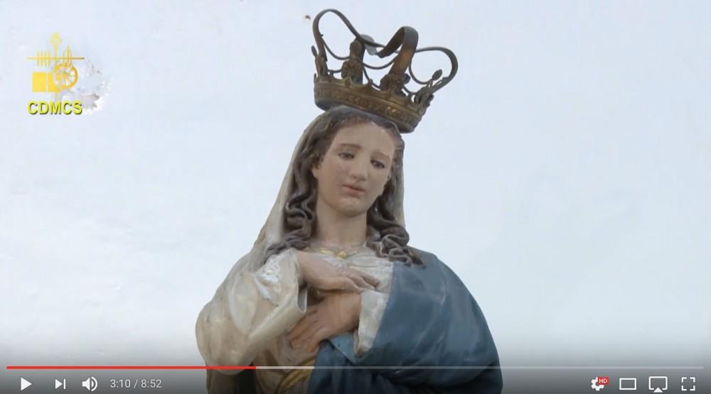 聖母升天—八月祈禱卡分享 (劉淑珍修女)