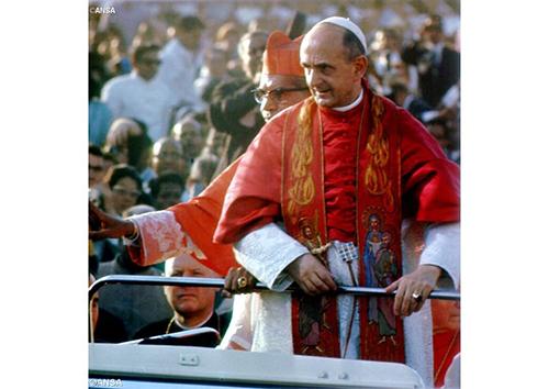 (梵蒂岡電台訊)教宗方濟各:真福保祿六世今年將榮列聖品