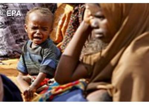 愛爾蘭教會7月22日至23日為非洲募捐