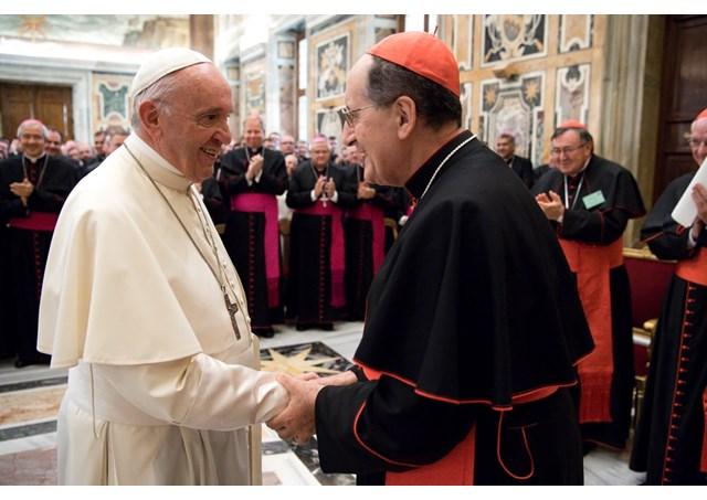 教宗方濟各:天主是司鐸培育中有耐性又仁慈的工匠