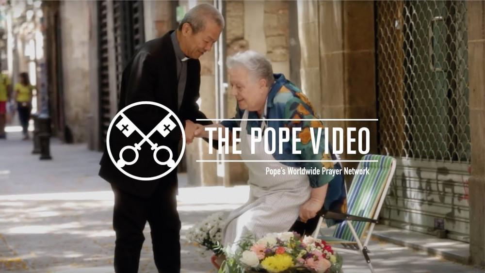 Priests and their Pastoral Ministry - The Pope Video - July 2018