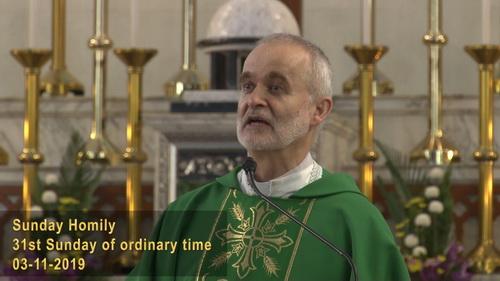 The 31st Sunday of Ordinary Sunday (03-11-2019, Year C)
