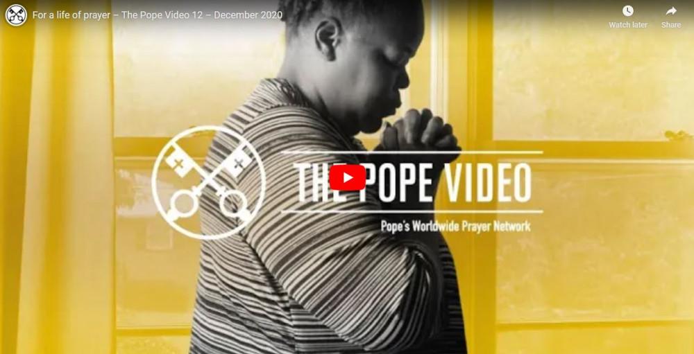 December: For a life of prayer