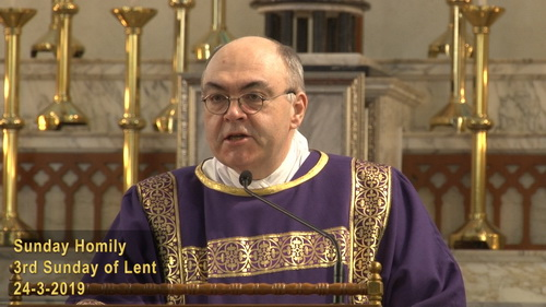 3rd Sunday of Lent (24-3-2019, Year C)