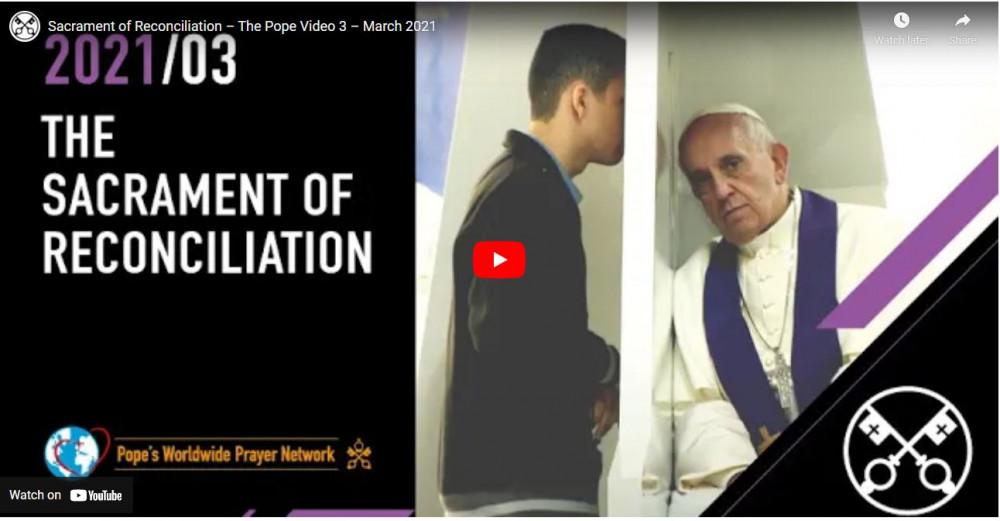 MARCH: Sacrament of Reconciliation