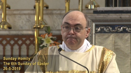 The 6th Sunday of Easter (26-5-2019, Year C)