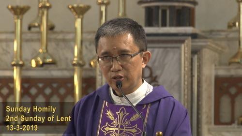 2nd Sunday of Lent (17-3-2019, Year C)