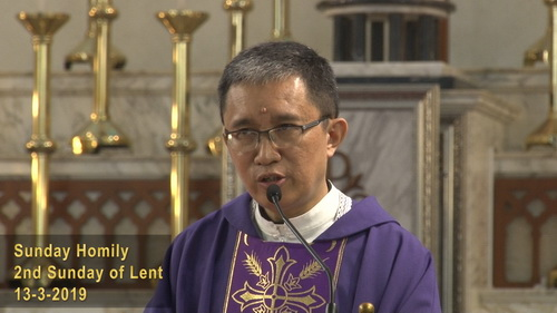 2nd Sunday of Lent (17-3-2019, Year C)