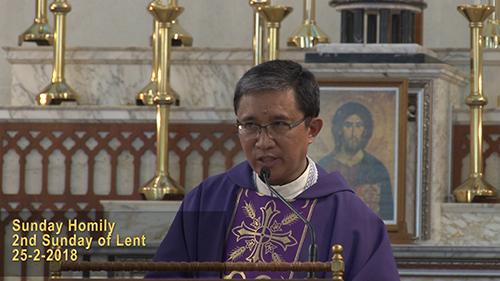2st Sunday of Lent