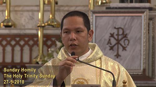 The Holy Trinity Sunday (27-5-2018)