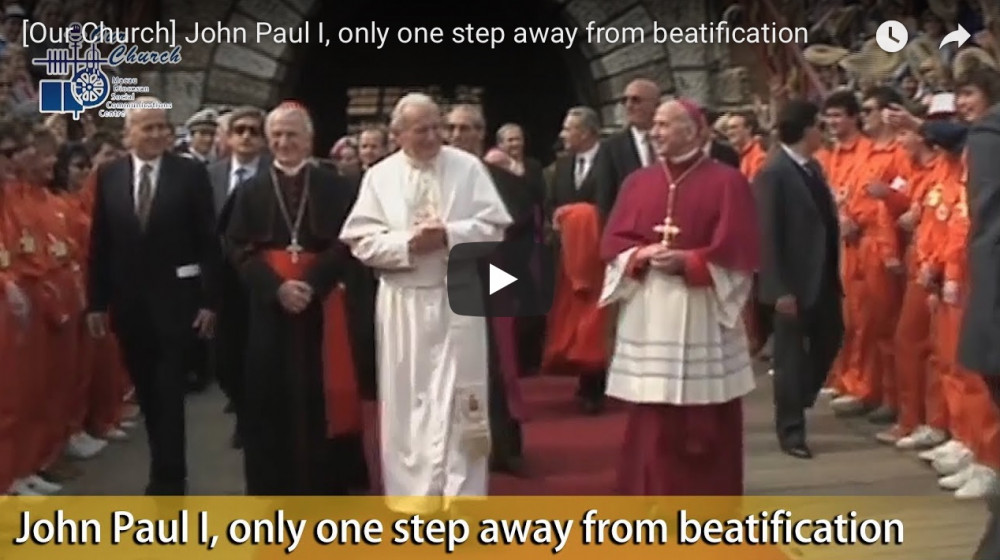 John Paul I, only one step away from beatification