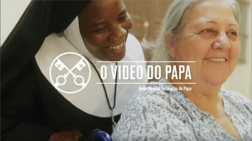 A missão dos consagrados - O Vídeo do Papa 10 Outubro de 2018