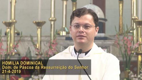 Dom. de Páscoa da Ressurreição do Senhor (21-4-2019, Ano C)