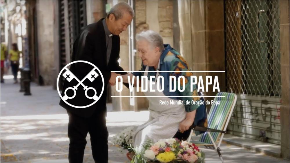 Os sacerdotes na sua missão pastoral – O Vídeo do Papa – Julho 2018