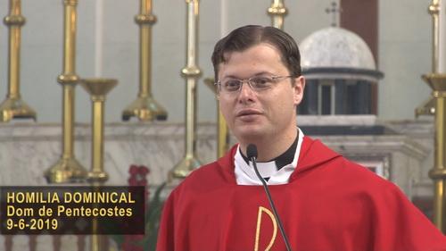 Dom. de Pentecostes (9-6-2019, Ano C)