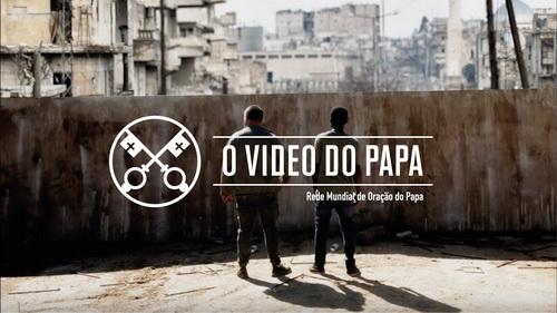 Ao serviço da paz – O Vídeo do Papa 11 – Novembro 2018
