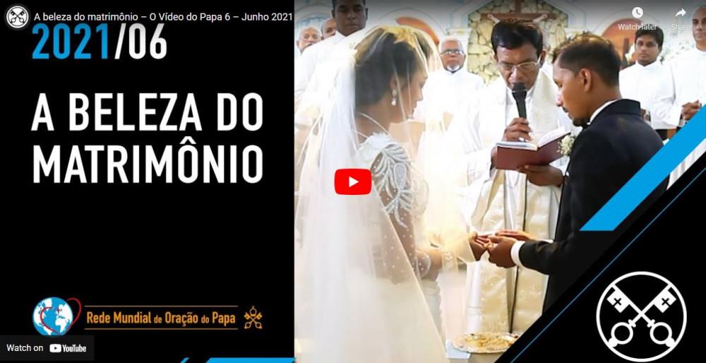 Junho de 2021 - A beleza do matrimônio
