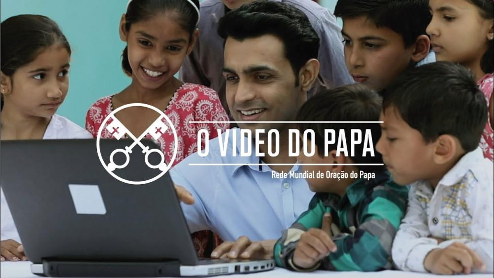 O Vídeo do Papa 06-2018 – Redes Sociais – Junho 2018