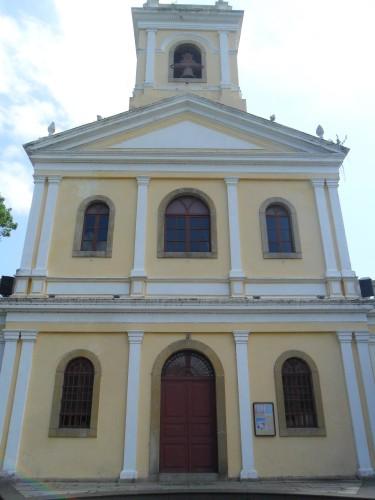 Paróquia de Nossa Senhora do Carmo, Taipa