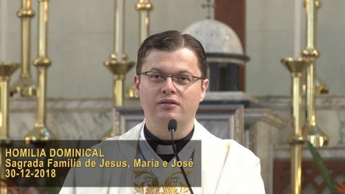 Sagrada Família de Jesus, Maria e José (30-12-2018, Ano C)