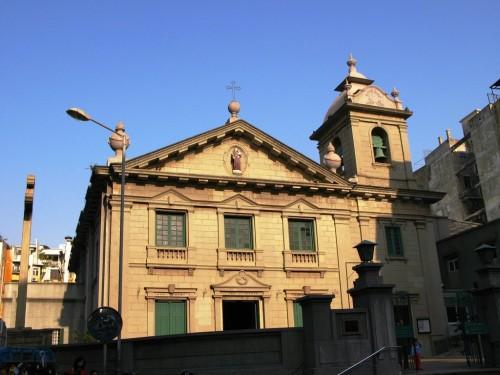 聖安多尼堂區