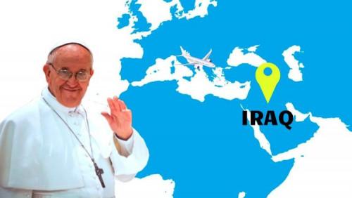 """教宗訪問伊拉克:對基督徒""""極其""""關愛的舉動"""