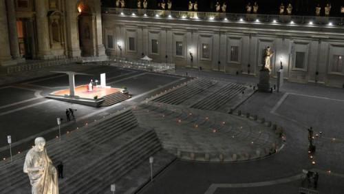 梵蒂岡聖週和復活節禮儀:以兒童的目光看待人類的痛苦