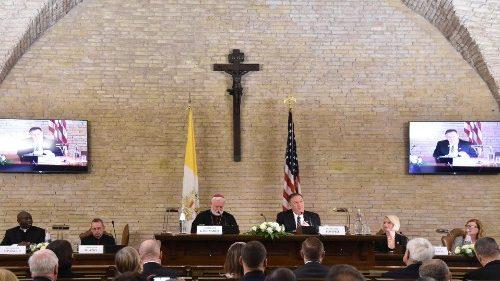 聖座與美國專題研討會:促進人性尊嚴、保護宗教自由