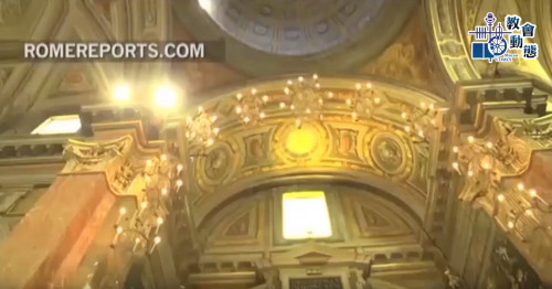 羅馬聖堂保存「奇蹟」肖像四百年 卻面臨損毀危機