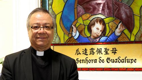 專訪愛德華多.查韋斯蒙席:聖母顯現不只是歷史上,而是與現在息息相關