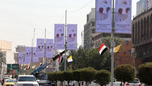 教宗訪伊拉克:從亞巴郎之地再出發,承認互為手足