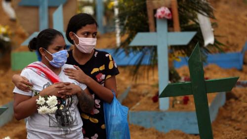 教宗致電巴西馬瑙斯總主教斯特内爾,對當地疫情表達關切